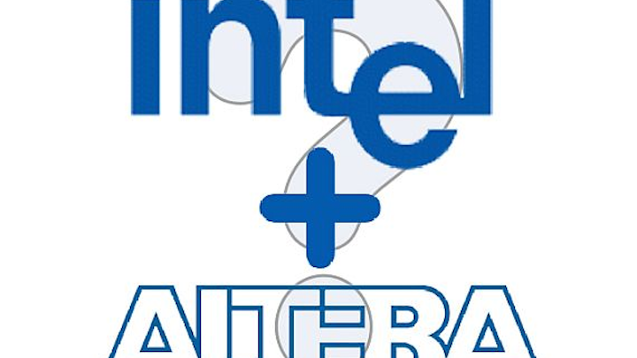 Intel to boost integrated microprocessor and FPGA offerings with acquisition of Altera