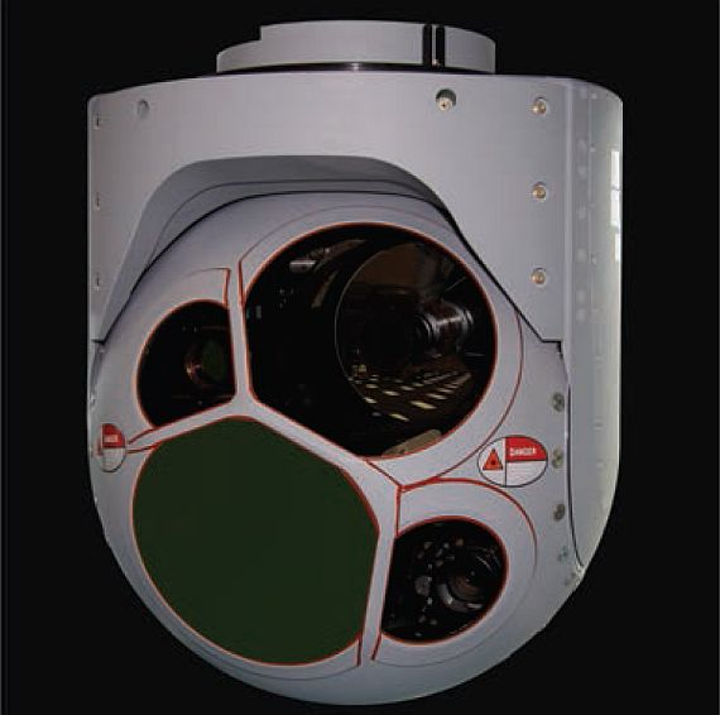 Navy chooses digital HD electro-optical sensors from L-3 Wescam for P-8A Poseidon jet