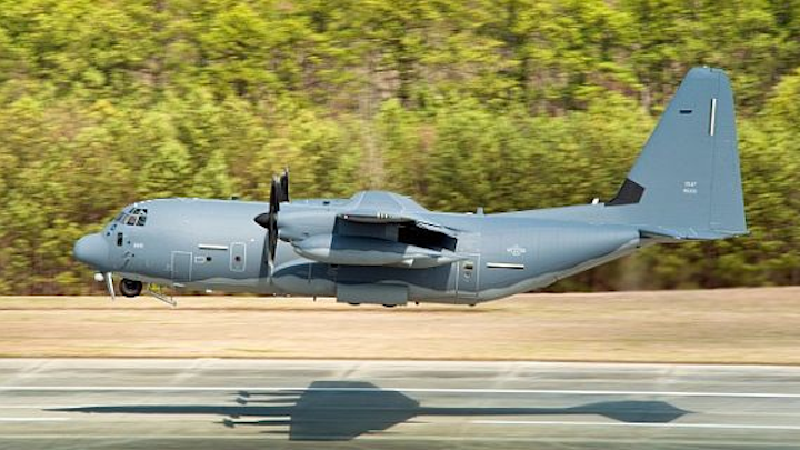 Lockheed Martin to provide special operations flight computers for Air Force MC-130J aircraft