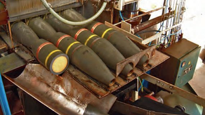 Army launches biggest project in past 20 years to dispose of surplus and obsolete munitions
