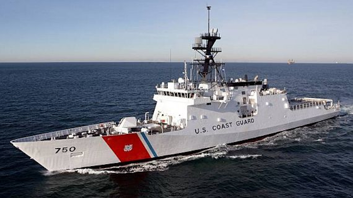 Lockheed Martin to provide ship C4ISR capability for Coast Guard national security cutter