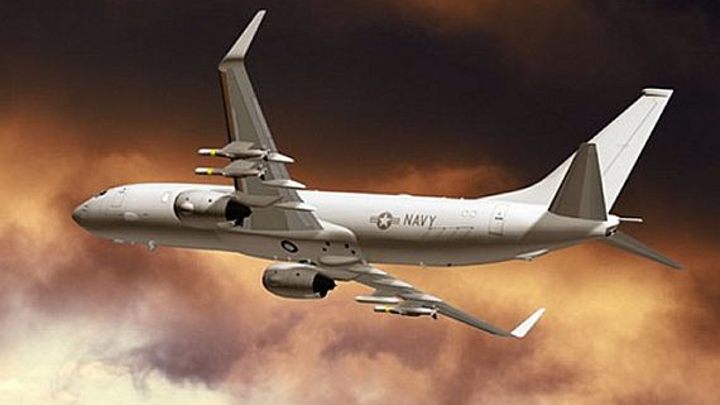 Navy chooses rugged data storage units from Crystal Group for fleet of P-8 maritime patrol jets