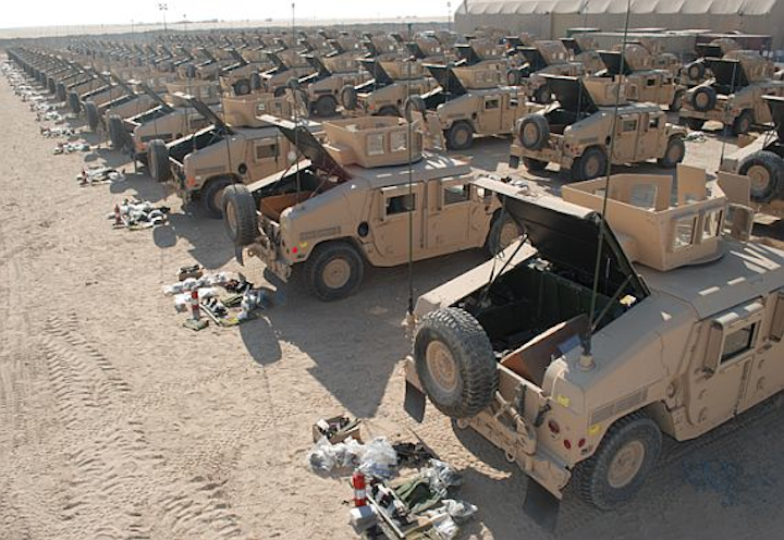Is the military drawdown happening too fast and at the wrong time?
