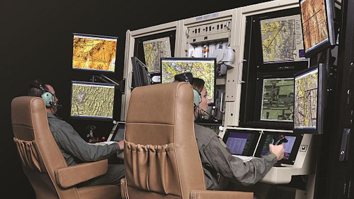 Air Force awards $21.1 million to General Atomics for Predator and Reaper UAV crew simulators
