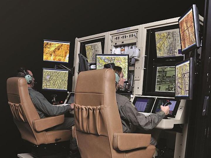 Air Force awards $21.1 million to General Atomics for Predator and Reaper UAV crew simulators