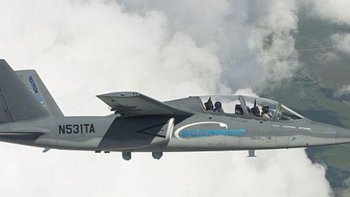 Thales I-Master radar integrated on proposed Scorpion light-attack jet to enhance sensor package