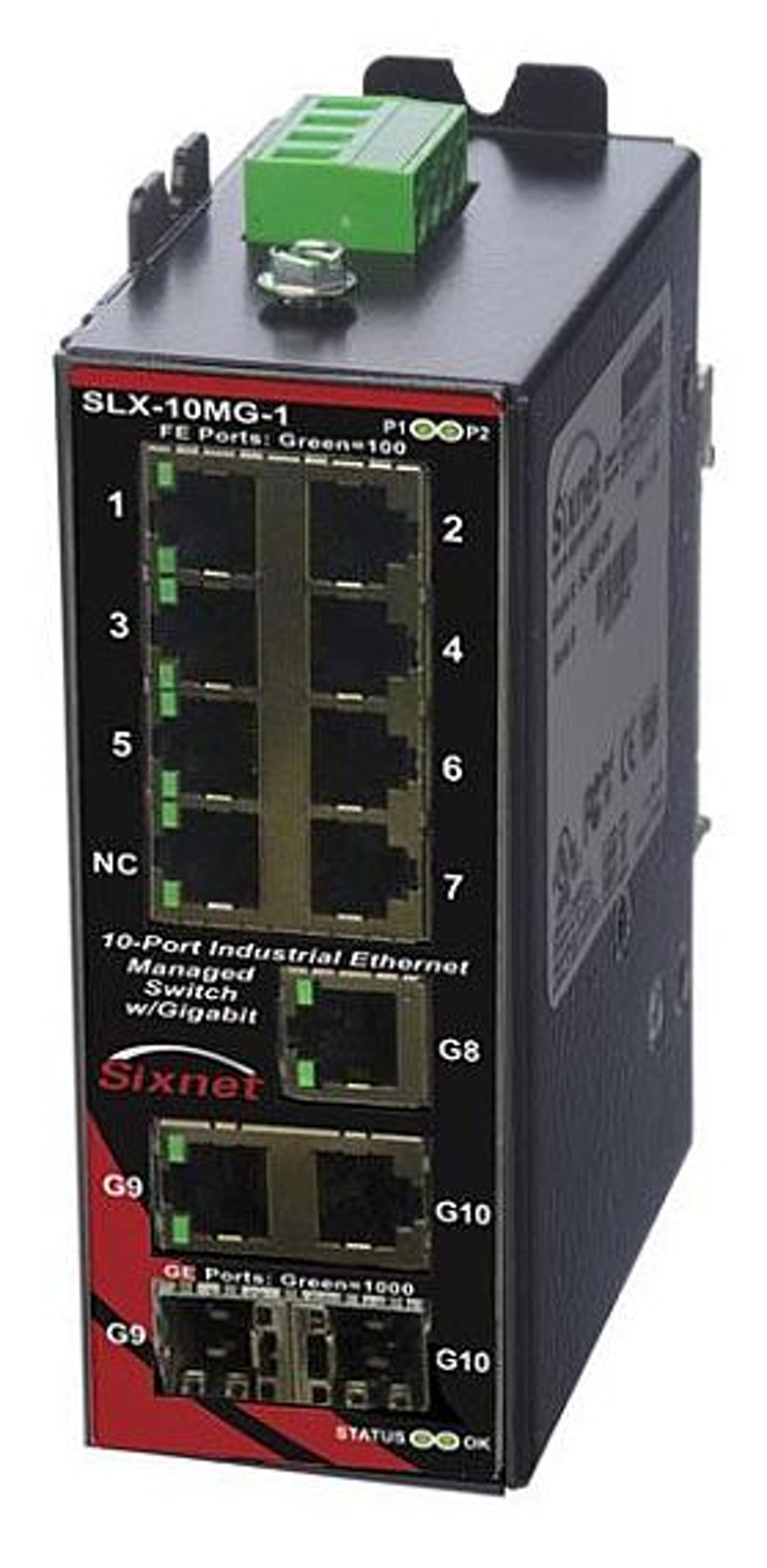 Coast Guard issues solicitation for 125 Red Lion rugged Ethernet switches for shipboard use