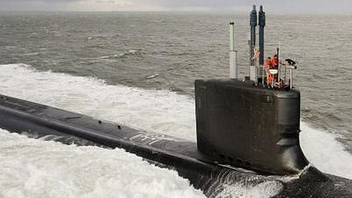 L-3 to provide optical and electronic submarine masts for Navy Virginia-class attack boats