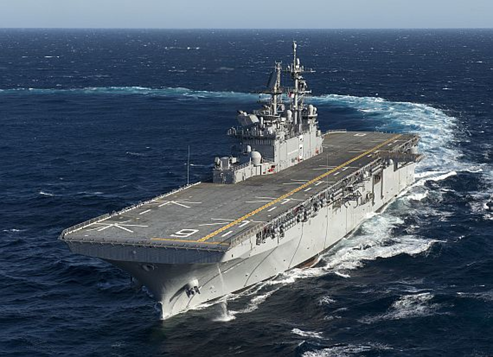 BAE Systems to provide IFF shipboard antenna for Navy destroyers, amphibious assault ships