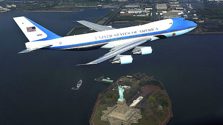 Air Force asks Boeing for prototype avionics for ongoing upgrade of Air Force One aircraft