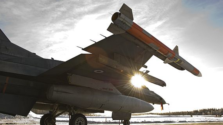 Air Force orders for AMRAAM air-to-air missiles exceed $1 billion over last three months