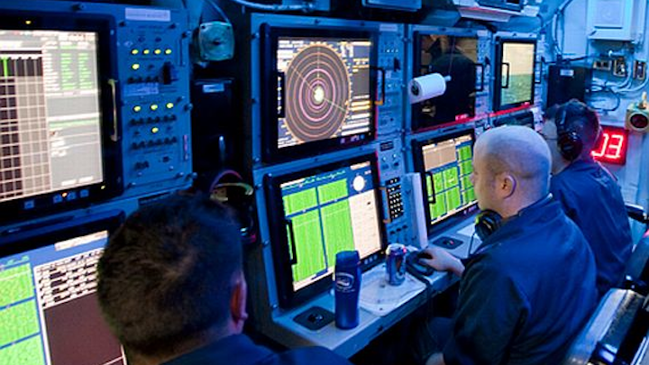 Navy looks to Argon Corp. to provide flat-panel sonar displays to replace CRTs aboard submarines