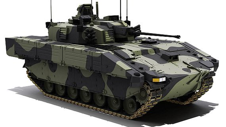 GE to provide rugged embedded computing systems for British Army Scout armored vehicle vetronics