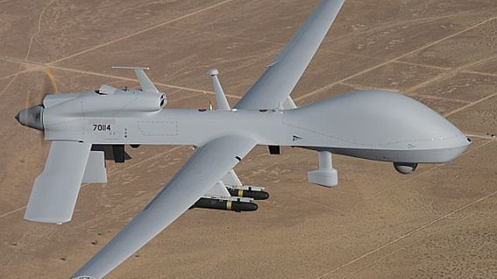 Army orders 19 MQ-1C Gray Eagle reconnaissance and attack drones for division aviation support