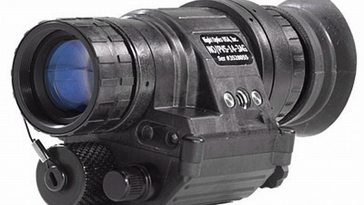 Night Optics to provide 2,000 monocular military night-vision viewing devices for Jordanian military