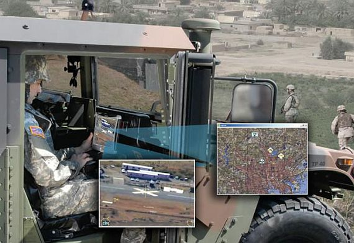 Army asks Textron for directional antennas to give warfighters access to unmanned aircraft imagery