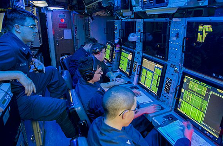 Sonar signal processing job using commercial off-the-shelf (COTS) equipment goes to Lockheed Martin