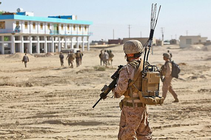 IED jammers from Sierra Nevada Corp. to protect U.S. infantry warfighters from roadside bombs