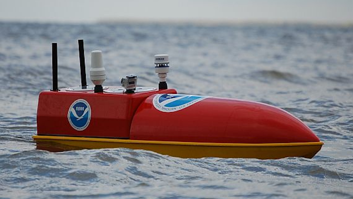 DARPA surveys industry for mature unmanned sensor payloads to detect and classify surface vessels