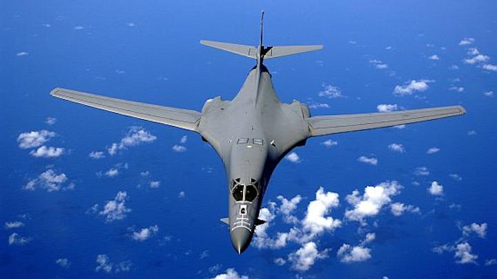 B-1 bomber radar systems set for big technology upgrades with Northrop-Grumman SABR-GS