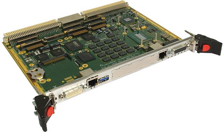 Navy aircraft researchers order Core i7-based VME embedded computing boards from Concurrent Technologies