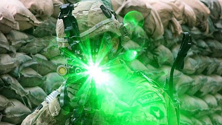 Air Force reaching out to industry for high-power electromagnetics for directed-energy weapons
