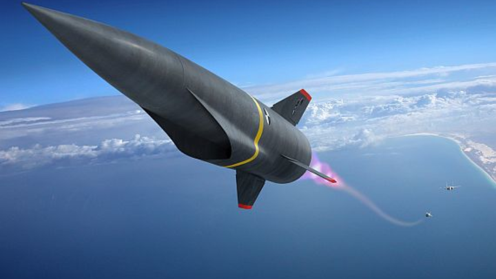 Air Force asking industry for enabling technologies for future hypersonic munition