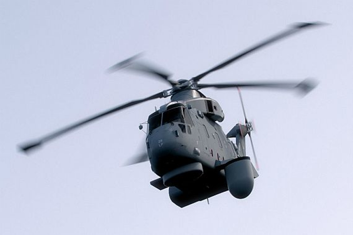 Thales to provide helicopter radar and computers for Royal Navy Merlin surveillance helicopters
