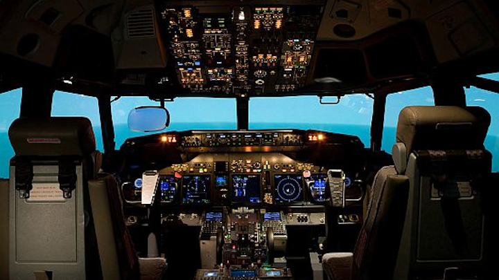 Boeing to provide training and weapons tactics flight simulators for for Navy P-8A crews