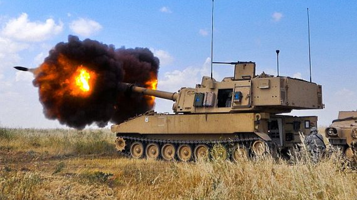 BAE Systems to upgrade more Paladin 155-millimeter artillery systems with digital fire control