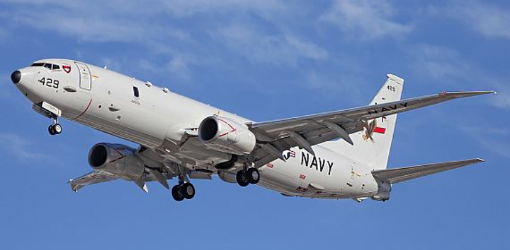Navy works with Boeing to prepare for building nine new Poseidon military planes