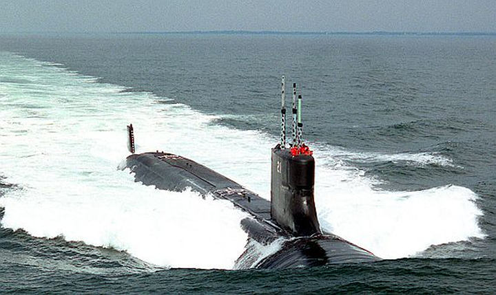 Navy submarine sonar experts choose Massa Products to design and build DT-574 hydrophone transducers