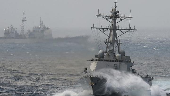 Lockheed Martin prepares Navy AN/SQQ-89A(V)15 shipboard undersea warfare for future upgrades