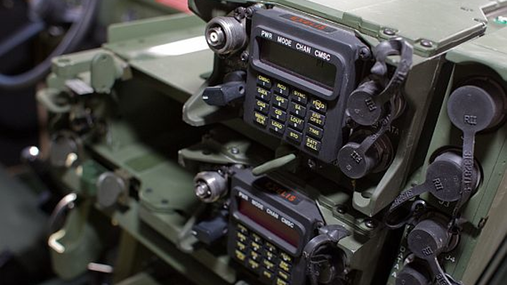 Military supply center orders 690 SINCGARS circuit cards from Exelis to support legacy radio system