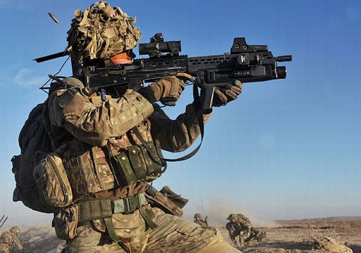 Soldier systems technology is focus of Army researcher briefings to industry on 12 June