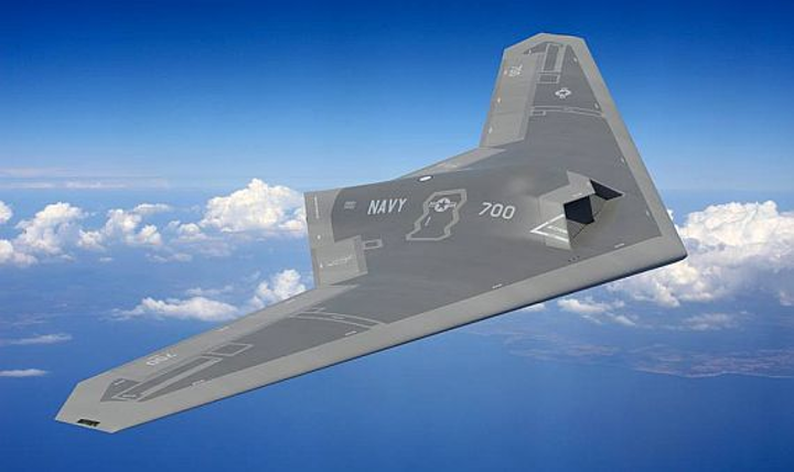 Strike or surveillance: GAO says Navy needs to settle on role of future combat drone