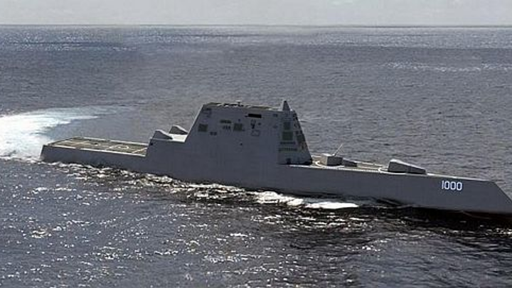 Navy orders seven TB-37 surface ship sonar systems from Lockheed Martin to hunt submarines