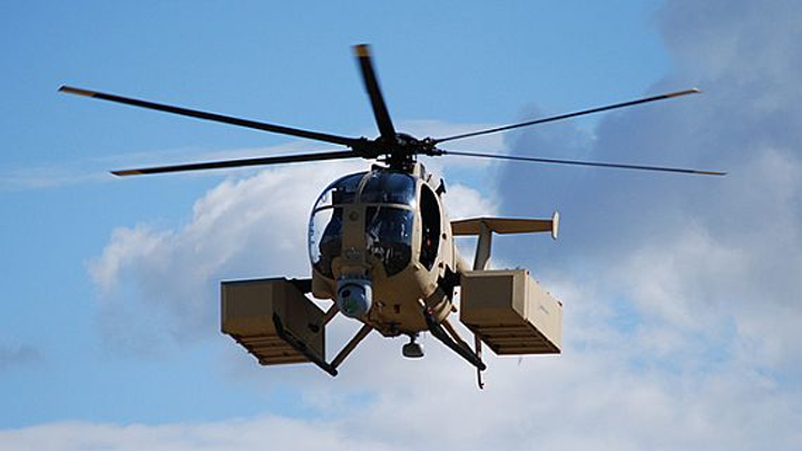 Aurora moves forward with project to develop unmanned helicopter for battlefield resupply