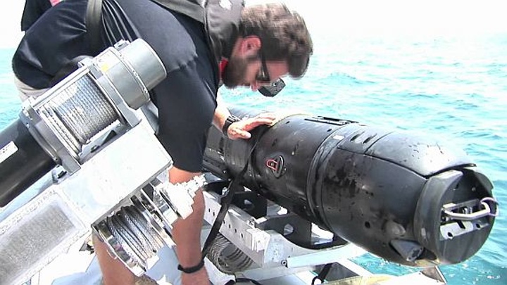 Navy asks Hydroid to ramp-up production of MK 18 Kingfish unmanned underwater vehicle (UUV)