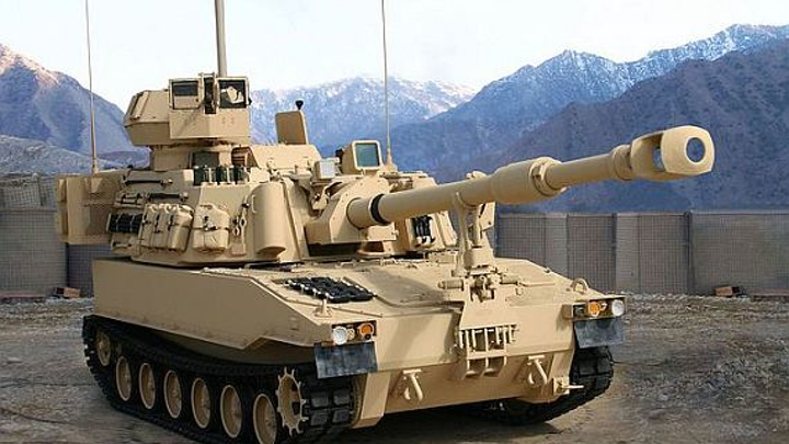 Army to buy 30 reconditioned and upgraded 155-millimeter self-propelled artillery pieces