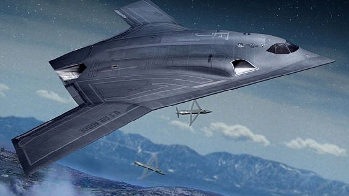 LRS-B jet bomber starting out on the right track, but we should keep a close eye on this project