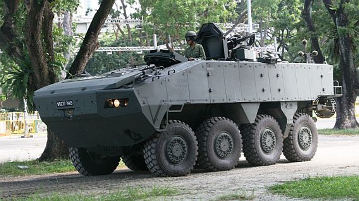 Marines choose SAIC and BAE Systems to develop new amphibious armored combat vehicle
