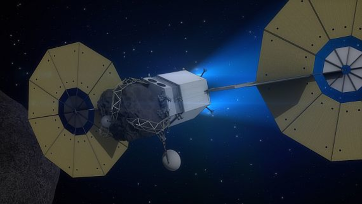 Solar-electric propulsion for future deep-space missions is goal of NASA solicitation