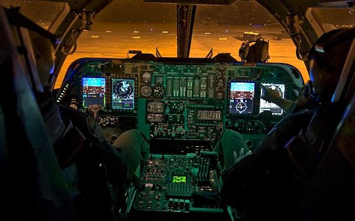 Boeing moving forward with major avionics upgrade on Air Force B-1 bomber jet fleet