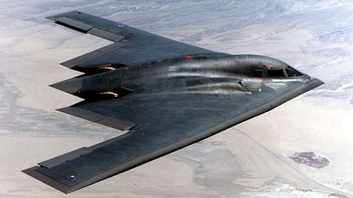 Raytheon to upgrade communications cyber security for Air Force B-2 bomber SATCOM