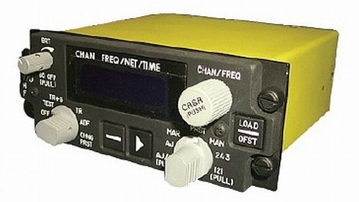 Navy ready to place order to Rockwell Collins for AN/ARC-210 aircraft military radios