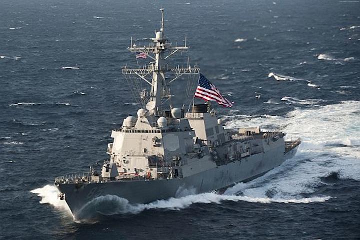 Navy awards $73.5 million contract to Lockheed Martin to build shipboard undersea warfare systems