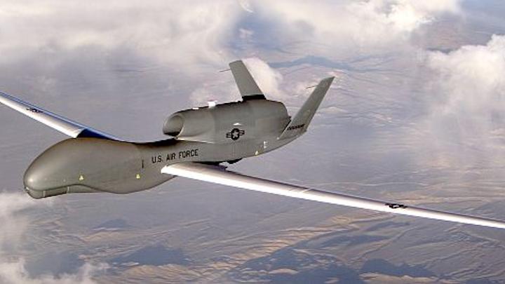 Northrop Grumman to refine radar software for Global Hawk ground and airborne surveillance UAV