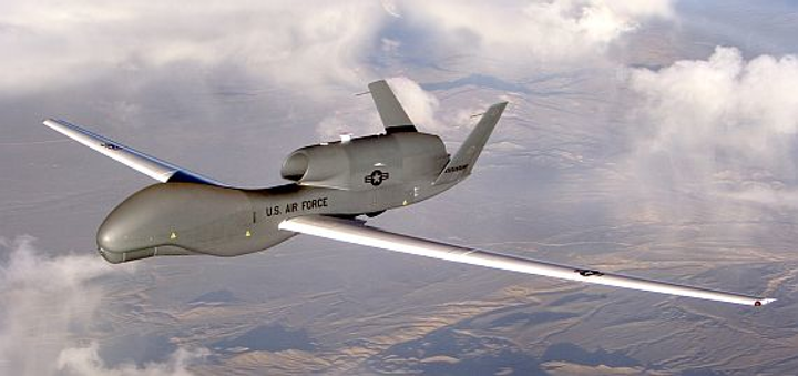 Northrop Grumman to refine radar software for Global Hawk ground and airborne surveillance UAV