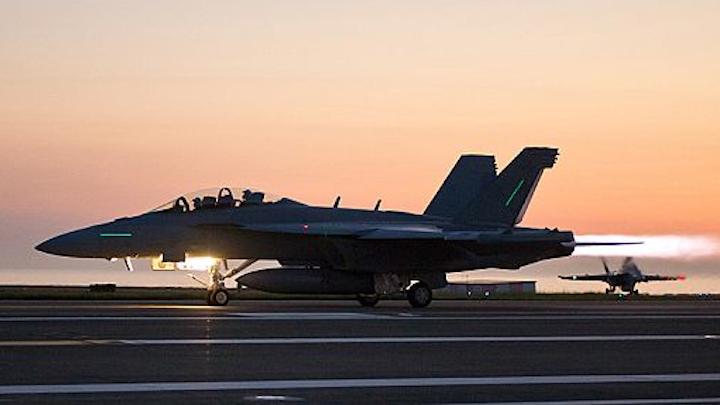 Navy orders 15 Boeing EA-18G Growler electronic warfare (EW) jets to jam and destroy enemy radar